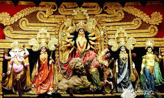 Devi Katyani Durga